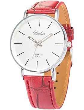 EASTPOLE Fashion Trendy Quarzuhr Armbanduhr Herrenuhr Damenuhr Jungen Uhr WAA185