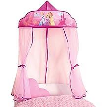 ReadyRoom 284DPI - Dosel para cama con diseño de Princesas Disney, color rosa
