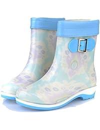 Amazon.fr   bottes de pluie femme - Voir aussi les articles sans ... ffe9956a9af