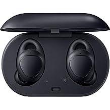 Samsung Gear IconX (2018) Dentro de oído Binaurale Inalámbrico Negro - Auriculares (Inalámbrico, Dentro de oído, Binaurale, Intraaural, 16 g, Negro) [Versión importada: Podría presentar problemas de compatibilidad] (Reacondicionado Certificado)
