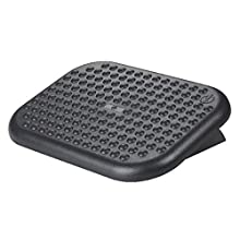 Q-Connect KF17981 Economy Footrest - Black