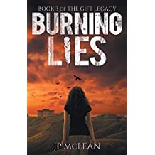 Burning Lies (The Gift Legacy)