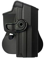 IMI Defense Z1210 tactique Rétention Holster caché portez ROTO rotation étui de revolver pour Heckler et Koch USP 45 Full-Size H&K FS .45 pistolet