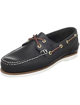 Timberland Classic Boat FTW Amherst 2 Eye Boat Shoe 72332 Damen Bootsschuhe