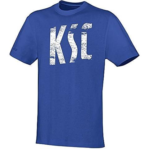 Jako Karlsruher SC T-Shirt Vintage bambini royal