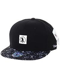 WITHMOONS Gorras de béisbol gorra de Trucker sombrero de Disney Mickey Mouse Rubber Patch Snapback Baseball Cap CR2750
