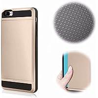 iPhone 8 Plus Armadura Funda,MingKun Anti-Arañazos Panel Trasero Parachoques TPU a Prueba de Choques Cubierta Delgada Cover para iPhone 7 Plus/iPhone 8 Plus 5.5 Pulgada Cáscara