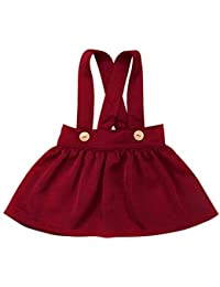 a9c66ec4d Amazon.es  Últimos tres meses - Vestidos   Niñas de hasta 24 meses  Ropa