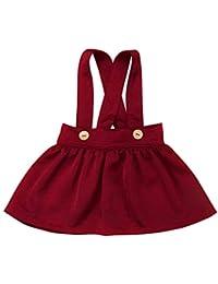 a1557d712 Amazon.es  Últimos tres meses - Vestidos   Niñas de hasta 24 meses  Ropa