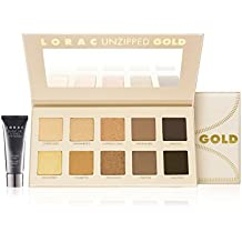 lorac unzipped Oro Shimmer & Matte Eye Shadow palé
