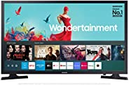 Samsung 80 cm (32 inches) Wondertainment Series HD Ready LED Smart TV UA32TE40AAKBXL (Titan Gray)