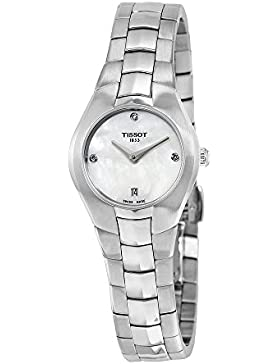 Tissot T0960091111600 T-Lady T-Round Damen Uhr