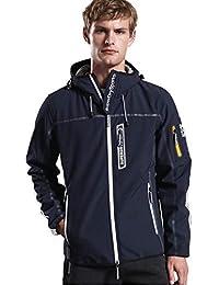 12cbaf08 Superdry Cazadora Hombre Polar Team Sport Trakker