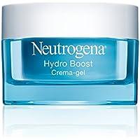 Neutrogena Hydro Boost Crema facial en gel de uso diario para pieles secas con fórmula no grasa, 50 ml.