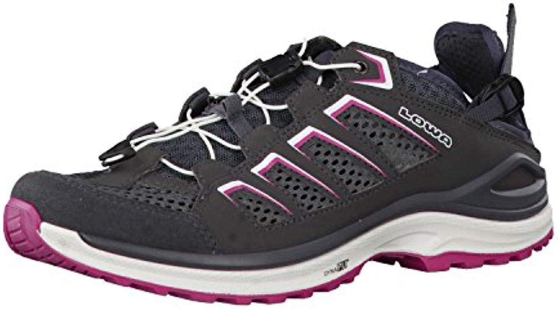Lowa 420482-9782, Chaussures de ran ée Basses Basses ée pour Femme Graphite/BeereB06X9JTS9PParent f8c6a9