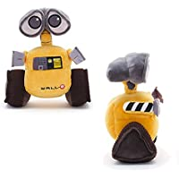 Disney Pixar Wall-E Movie Exclusive 7 Inch Mini Bean Plush WALL-E by