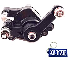XLYZE Pinza de freno de disco delantero para 47cc 49cc Pocket Bike Minimoto Mini Scooter Kid