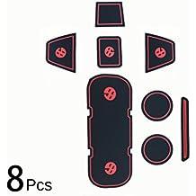 Juego de 8 posavasos de caucho GT86