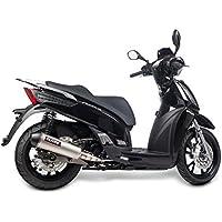 Escape Yasuni máxima de scooter 4T Titanio Look Kymco People 125 V41