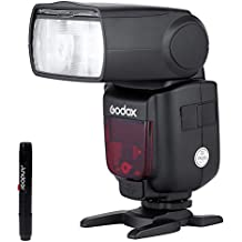 GODOX TT685N i-TTL 2.4G Sistema Radio Senza Fili Maestro-Schiavo Flash lampeggiatore per Nikon D7100 D7000 D5200 D5100 D5000 D3200