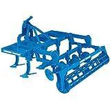 BRUDER 02329 - Juguete (21 cm, 20 cm, 12 cm, De plástico, Azul)