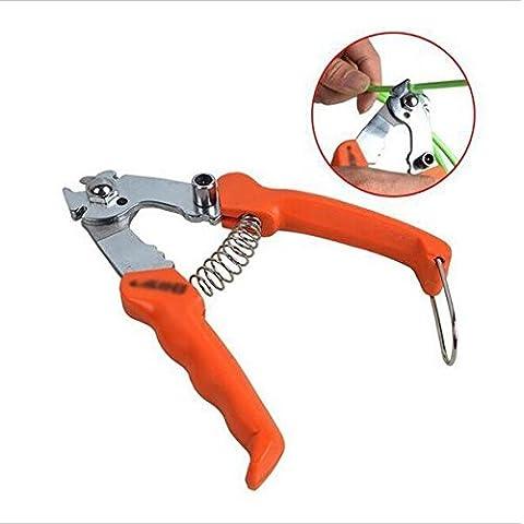 Lana per ingranaggi freno mountain bike, BMX Cavo Cutter interno esterno bicicletta Spoke Pinza taglio ciclo riparazione strumento