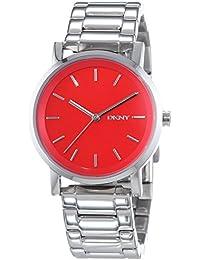 Reloj DKNY para mujer-reloj analógico de cuarzo de acero inoxidable NY2182