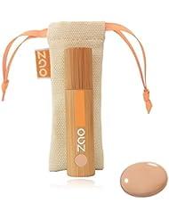 Zao Light Touch 723melocotón de Beige Apricot Highlighter Illuminator Concealer luminizer (bio, Vegano), Ecocert, cosmebio, natural Maquillaje)