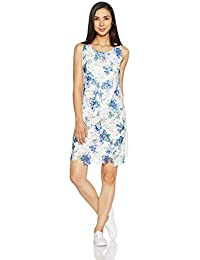 Jealous 21 Women's Cotton A-Line Dress