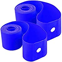 RMS par Flap duros Fat Bike 26x 65mm Azul (Flap Tapacubos)/pair Rigid Rim Flap Fat Bike 26x 65mm Blue (Flap Wheel)