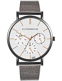 f0c4f29bf66c POJIETT Marcas de Relojes Hombre Deportivos Moda Reloj Pulsera de Cuarzo  para Mujer Niños Relojes con