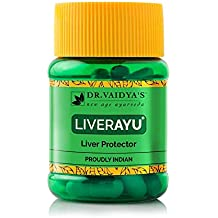 DR. VAIDYA'S Liverayu Liver Protector - Pack of 2