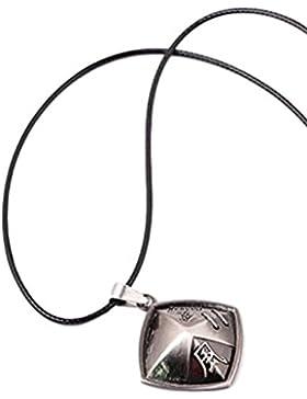 Naruto Gaara Halsanhänger Halskette Kette Schmuck Design Schmuck Accessoires antik silber
