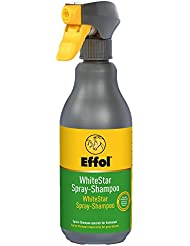 Effol 11356300 White-Star Spray-Shampoo, 500 ml