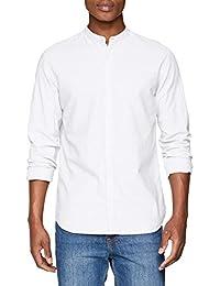 JACK & JONES PREMIUM Jprsummer MAO Shirt L/S STS, Camicia Formale Uomo