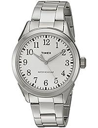 Timex Unisex-Armbanduhr Analog Quarz TW2P99800