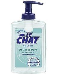 Le Chat Gel Lavant Douceur Pure Flacon de 300 ml