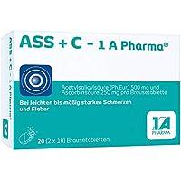 ASS+C-1A Pharma 20 stk preisvergleich bei billige-tabletten.eu