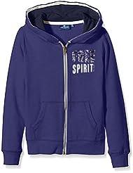 Tom Tailor Sweatshirt-jacke Sweatjacket With Hood/603 - Sweat-Shirt - Fille