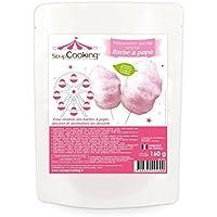 Preparación para Algodón de azúcar - rosa