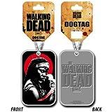 The Walking Dead Erkennungsmarke mit Kette Michonne