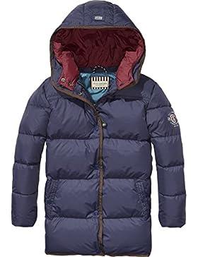Scotch & Soda Jungen Mantel Long Puffer Coat