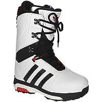 Botas Snowboard Adidas Tactical Adv Footwear Blanco-Core Negro-Scarlet (Eu 41.5 / Us 8 , Blanco)