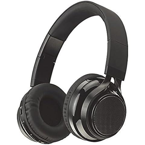 NUEVO Bosquejo creativos–-- vinabty; 2en 1Bluetooth Auricular + Altavoz Bluetooth Hi-fi estéreo surround Wireless On-Ear auriculares y erbauter Mini de altavoz para iPhone 6/5S/5C/5/4S/4; iPad Serie/iPod/iTouch/Mac de Laptop; Samsung S5/S4/S3/S2; Nota 4; Nota 3y
