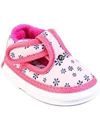CHiU Chu Chu Sound Flower Printed Shoes for Baby Girl