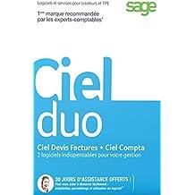 Le Duo Ciel 2016 (Ciel Compta 2016 + Ciel Devis Factures 2016) [Téléchargement PC]