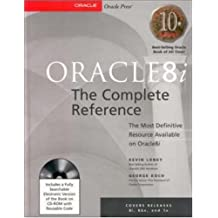Oracle 8i : The complete reference