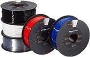 Amazon Basics Filament PETG pour imprimante 3D 1,75mm Bobine 1kg