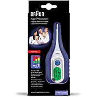 Braun Age Precision Stick Digital Thermometer
