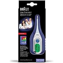 Braun Thermometer PRT 2000 Age Precision 609337